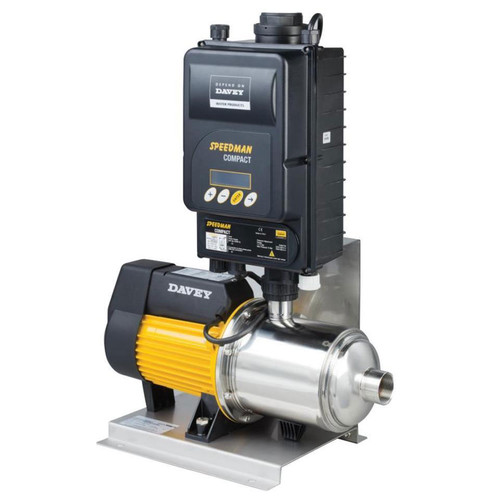 Davey SMCHM60-10 Speedman Compact Constant Pressure Pump