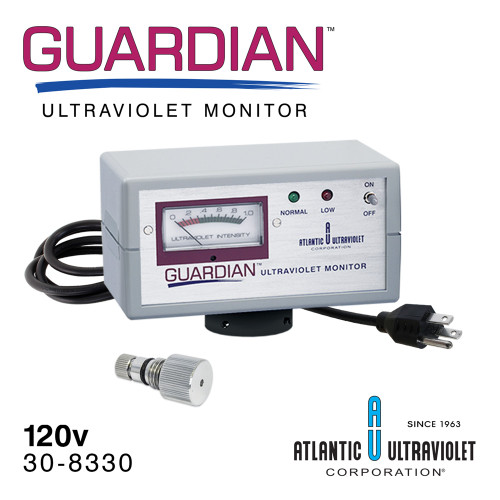 Atlantic UV 30-8330 Guardian Analog Monitor 120v for the Mighty Pure and Sanitron