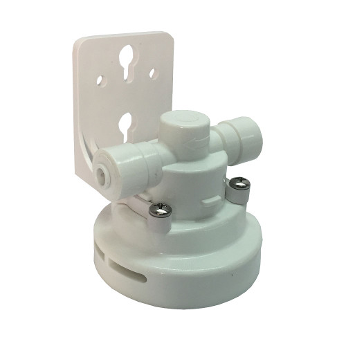 "Omnipure L-Series Valved Head w/ 1/4"" Quick Connect Fittings"