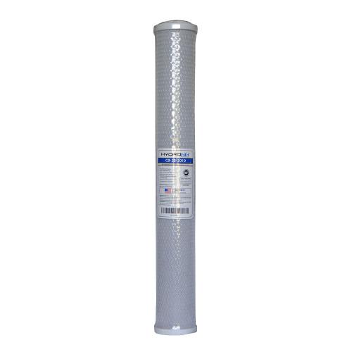 Hydronix  CB-25-2010 Carbon Block Filter 10 Micron