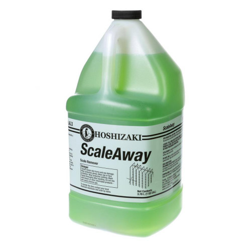 Hoshizaki ScaleAway Ice Machine Cleaner Solution, 1 Gallon Jugs, Case of 4