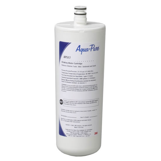 3M Aqua-Pure AP517 Replacement Filter