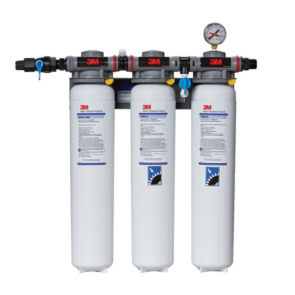 3M DF290-CL Dual Flow Chloramine Water Filtration System