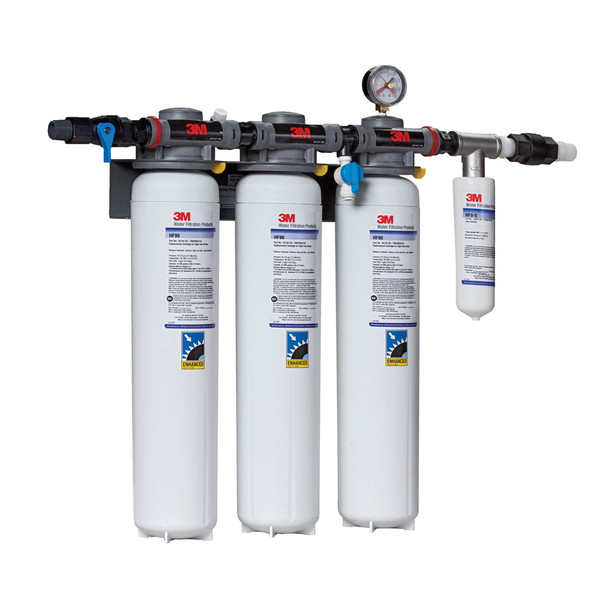 3M DP390 Dual Port Water Filtration System