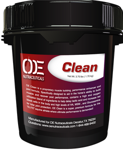 OE Clean - High Performance Muscle Building & Joint Support