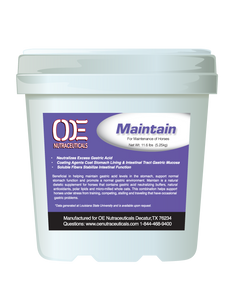 OE Maintain - Chronic Gastric Support