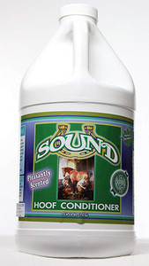 Sound Hoof Conditioner 2 Quart Refill