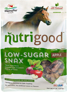 Nutrigood Low Sugar Snax 4 lb - Apple Flavor