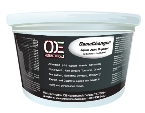OE Gamechanger - Joint & Healthy Inflammatory Response Support
