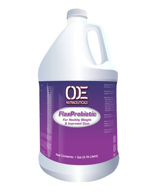 Flax Probiotic Oil