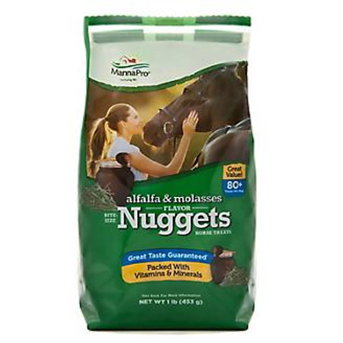 Alfalfa & Molasses Nuggets 1 lb
