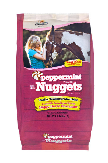 Peppermint Nuggets 1 lb