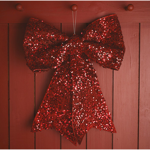 Sparkly Bow