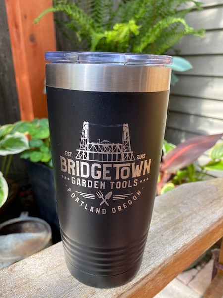 20 oz. Vacuum Insulated Tumbler - Black