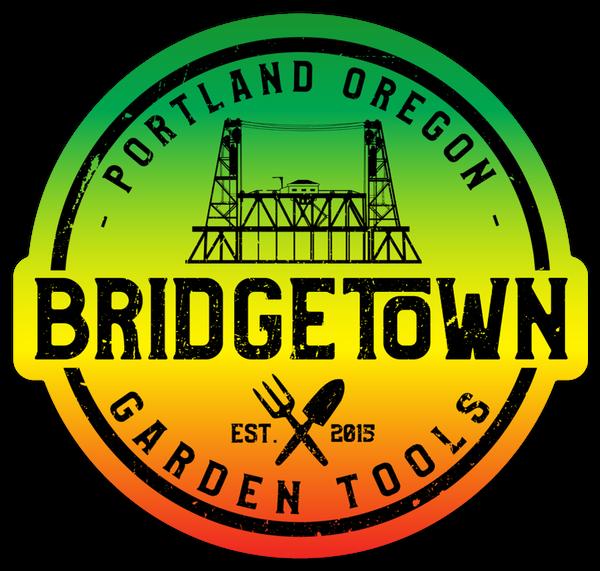 "Bridgetown 3"" Circle Die Cut Sticker - Rasta Fade"