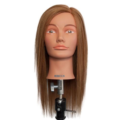 Dateline Professional Mannequin Medium Indian Hair Increased Layer Blonde - Rebecca