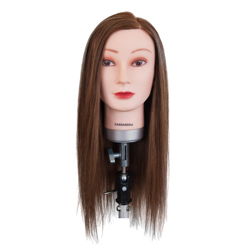 Dateline Professional Mannequin Long Mixed Fibre Light Brown - Cassandra