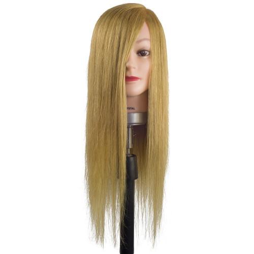 Dateline Professional Mannequin Long Indian Hair Blonde - Krystal