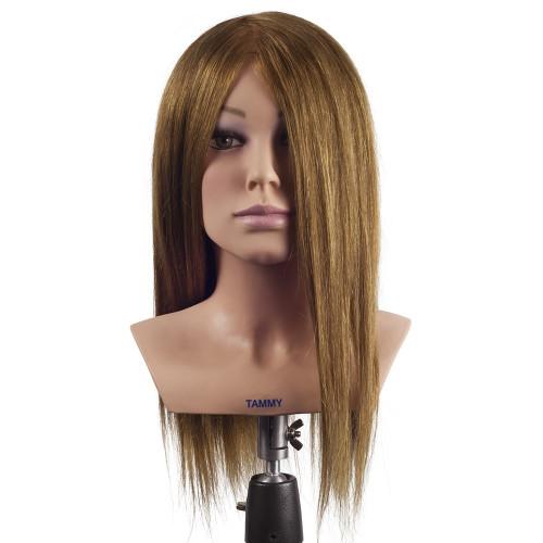 Dateline Professional Mannequin with Shoulders Medium Indian Hair Blonde - Tammy