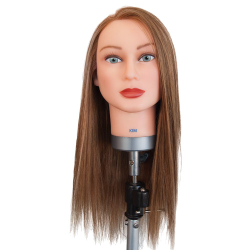 Dateline Professional Mannequin Long Indian Hair Blonde - Kim