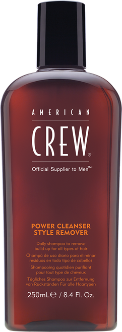 American Crew Power Cleanser Shampoo - 8.4oz/250ml
