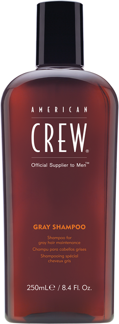 American Crew Gray Shampoo - 250ml