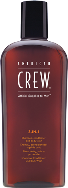 American Crew Classic 3 in 1 - 450ml