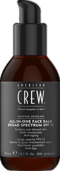 American Crew All-In-One Face Balm w/ SPF 15 - 5.4 oz