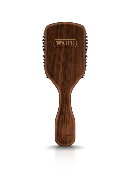 Wahl Wooden Fade/Club Brush