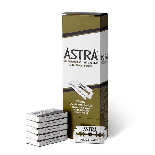 Astra Platinum Blades 20pk