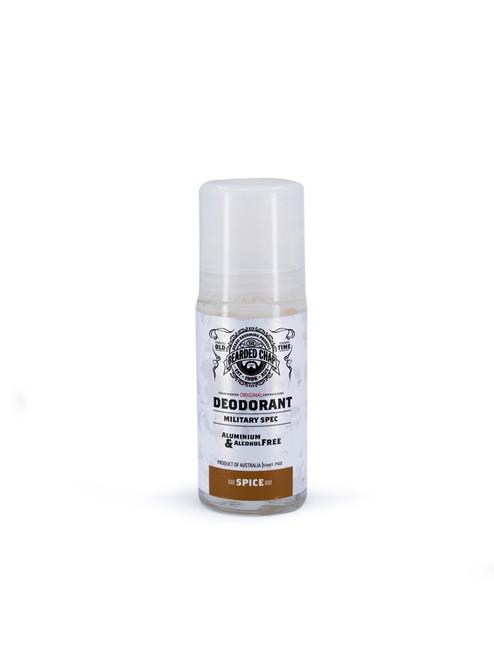 Military Spec Deodorant - Spice