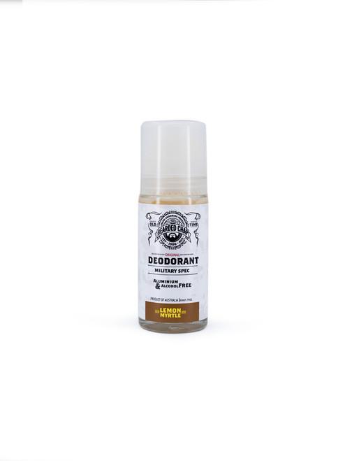 Military Spec Deodorant - Lemon Myrtle