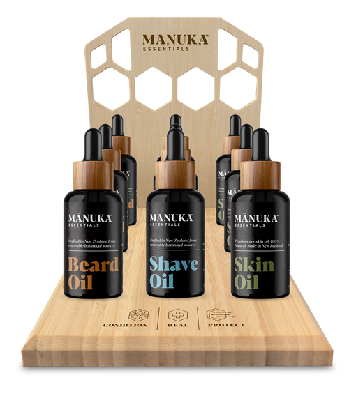 Manuka Essentials - Small Display Stand
