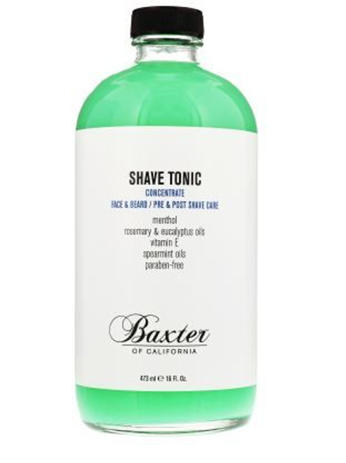 Baxter of California Shave Tonic Concentrated Formula - 473ml