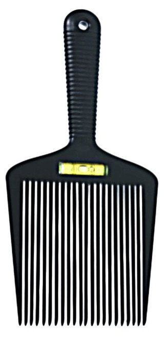 Leveling Clipper Comb with Spirit Level