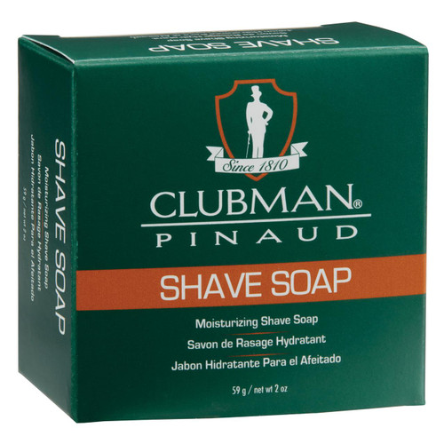 CLUBMAN SHAVE SOAP 59GM
