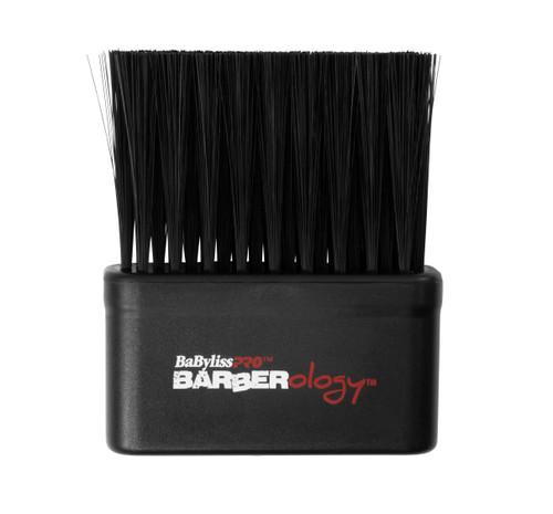 BaBylissPRO Barberology Neck Duster Brush Black