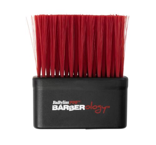 BaBylissPRO Barberology Neck Duster Brush Red