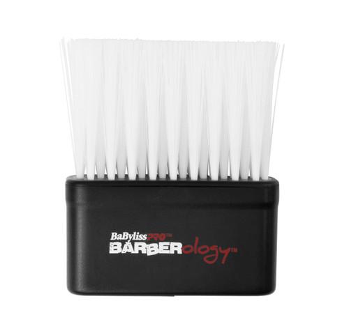BaBylissPRO Barberology Neck Duster Brush White