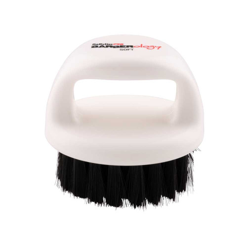 BaBylissPRO Barberology Fade Knuckle Brush White