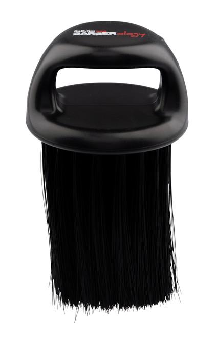 BaBylissPRO Barberology Neck Duster Knuckle Brush Black