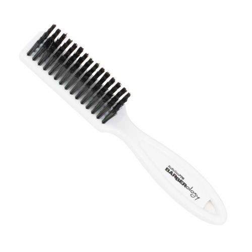 BaBylissPRO Barberology Fades And Blades Cleaning Brush White