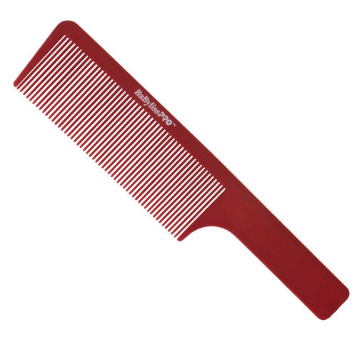 BaBylissPRO Barberology Clipper Comb Red