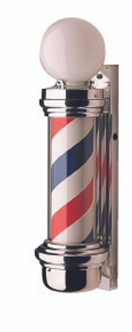 Twin light barbers pole