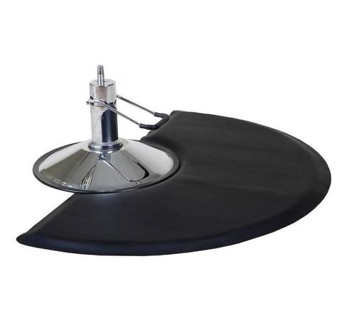Anti Fatigue Round Floor Mat  - Black