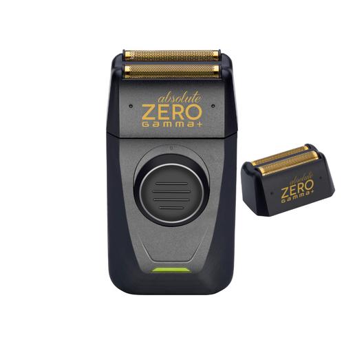 Gamma + Absolute Zero Shaver