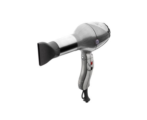Gamma + Barber Chrome Hair Dryer