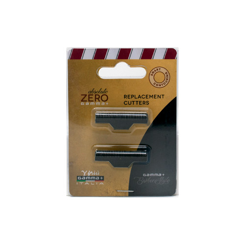 Gamma + Absolute Zero Shaver Replacement Blades
