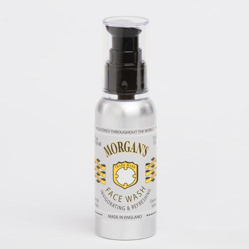 Morgan's Face Wash 100ml Bottle