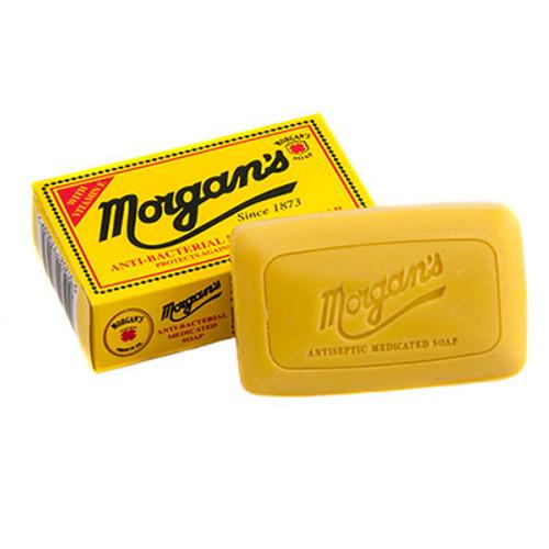 Morgan's Antibacterial Medicated Soap 80g Bar